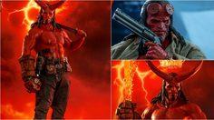 ฮอตจนลุกเป็นไฟ!! ฟิกเกอร์ Hellboy สุดเท่ ที่มาพร้อมชิ้นส่วนประกอบมากมาย