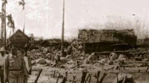 ย้อนรอย 57 ปี พายุแฮเรียตถล่มตะลุมพุก มหาวาตภัยล้างแผ่นดิน