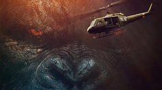 คอง ปรากฏตัวพร้อมสัตว์ประหลาด ในตัวอย่างล่าสุดจาก Kong: Skull Island