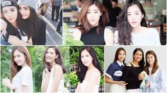 10 คู่พี่น้องนักแสดง-นักร้อง สวยยกบ้าน!