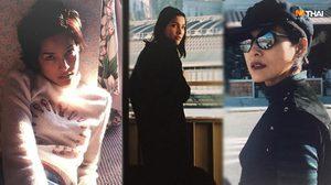 หน่อย บุษกร กับภาพในกล้องฟิล์มของสามี ตั้งแต่ปี2000-ปัจจุบัน ทำไมหน้าไม่เปลี่ยนเลย!