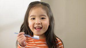 ลำดับเวลา ฟันน้ำนมหลุด ของเด็ก