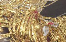 ทองคำยังร้อนแรงต่อเนื่อง เปิดตลาดขึ้นอีก 300 บาท