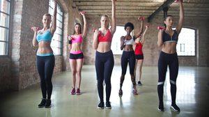 คำศัพท์ภาษาอังกฤษ เกี่ยวกับ ออกกำลังกาย