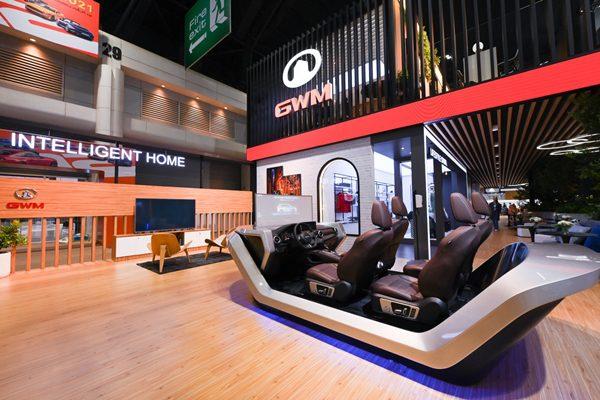 GWM Motor Show 2021