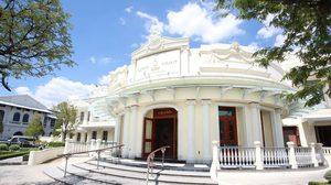 สงกรานต์แต่งไทย เดินชม พิพิธภัณฑ์ผ้าฯ ไม่เสียค่าเข้า