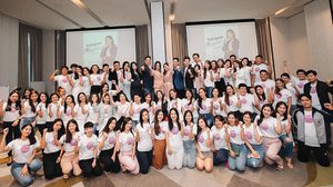 SHIHADA GLUTA ยกทัพเสริมความรู้ จัดคลาสเรียน Instagram Marketing Training