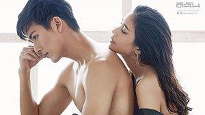 แฟชั่น คู่หวานต้อนรับเดือนแห่งความรัก จุ๋ย-ดีเจพุฒิ Love is all around
