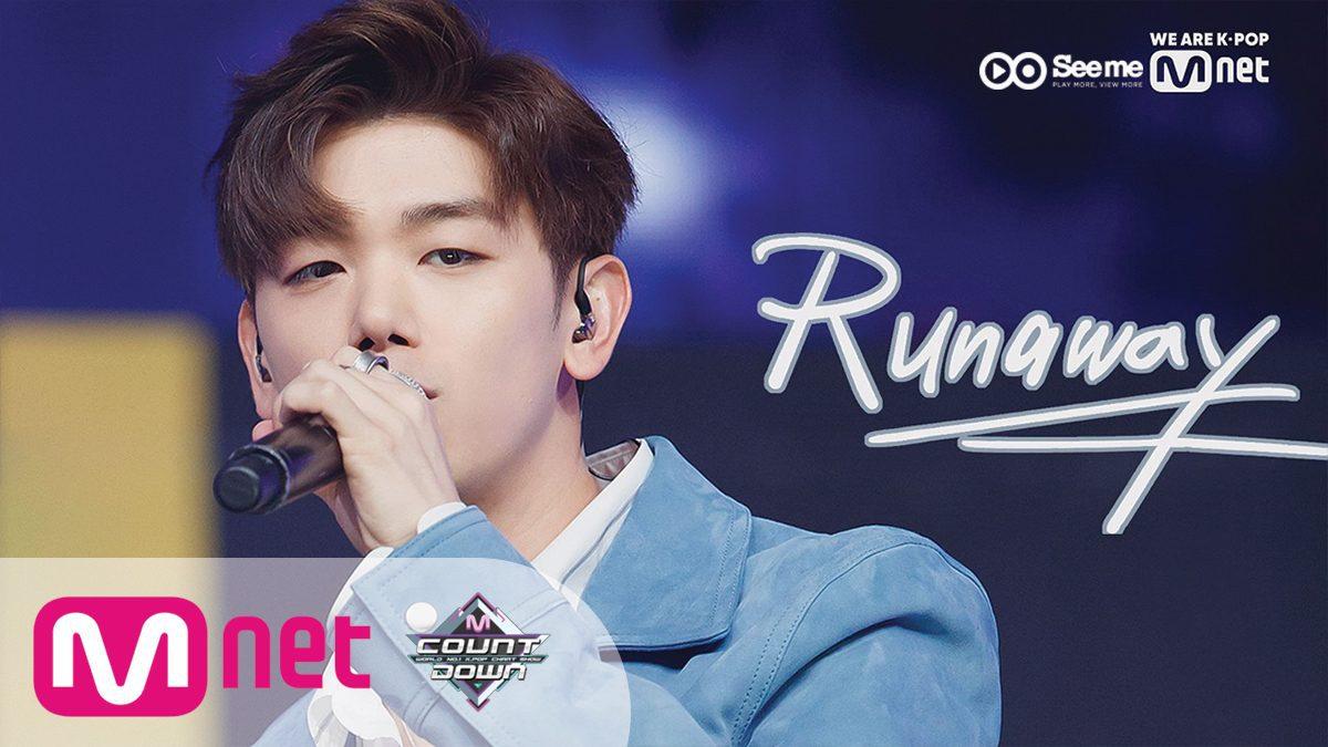 [Eric Nam - Runaway] Comeback Stage | M COUNTDOWN 190509 EP.618