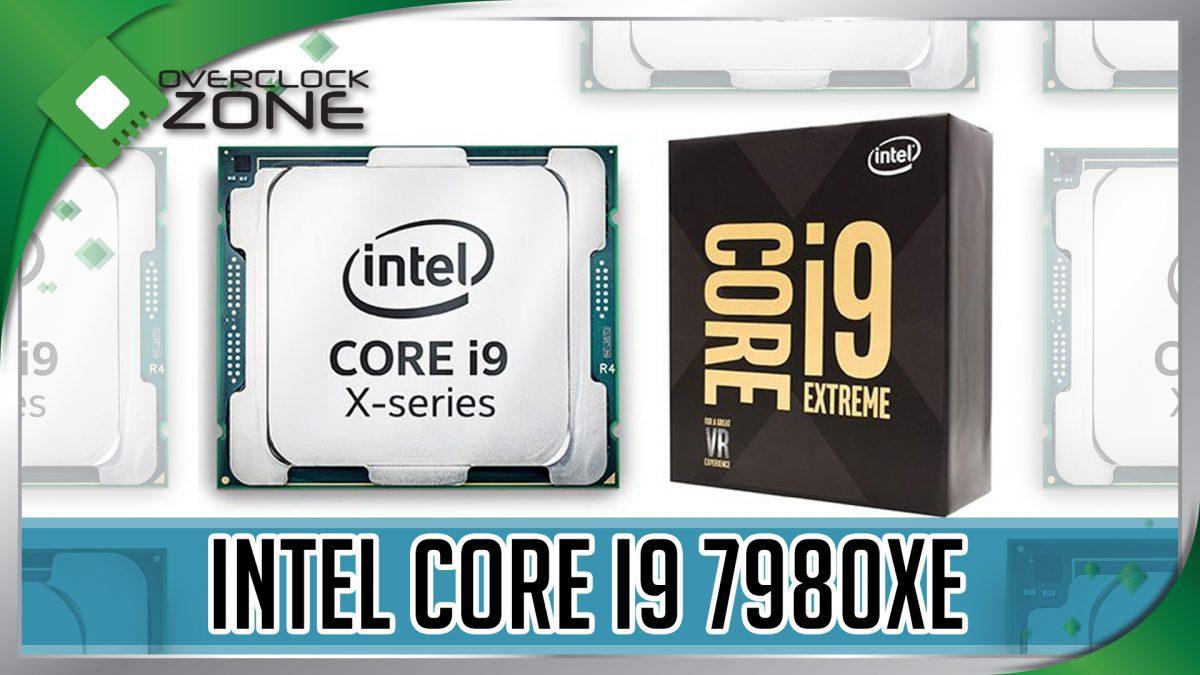 ลองเล่น CPU ที่แรงที่สุดในโลก : Intel Core i9-7980XE มากับ 18 Core/36 Thread
