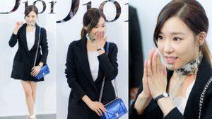 ส่อง สไตล์ความสวยแบบ Tiffany วง SNSD งานเกาหลี เค้าแต่งกันแบบนี้ล่ะตัว
