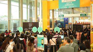 OCSC Expo 2018งานมหกรรมการศึกษาต่อต่างประเทศ