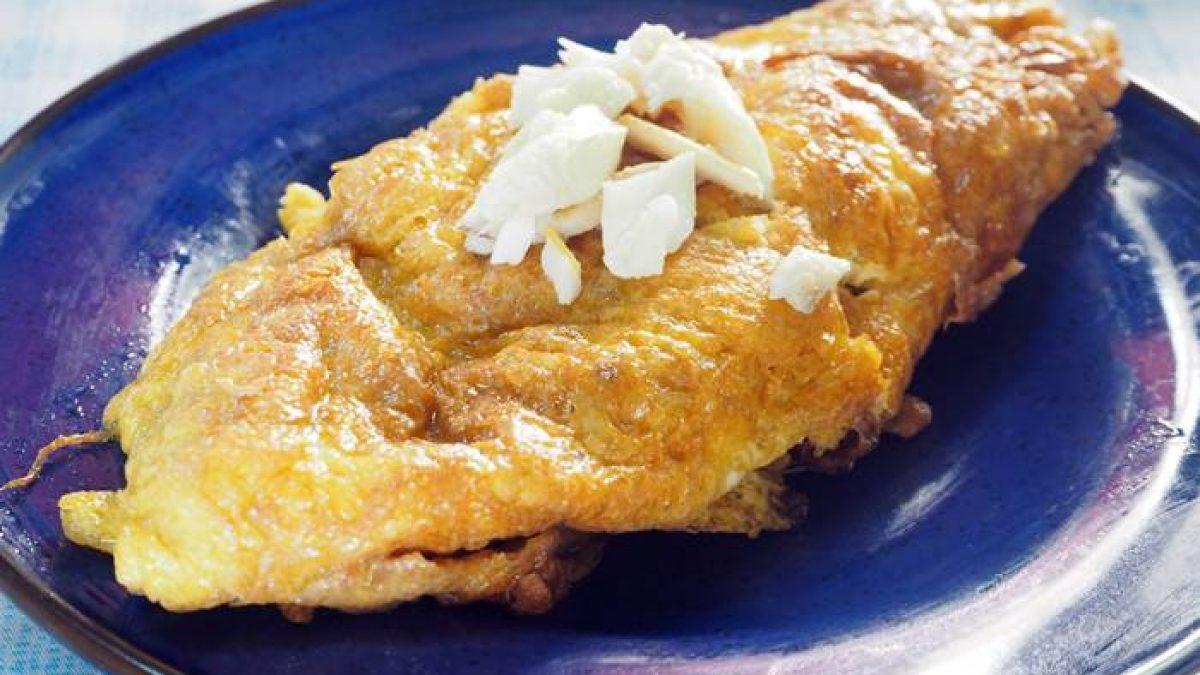 สูตร ไข่เจียวปู งานก๊อปไม่เหมือนแต่อร่อย 100%