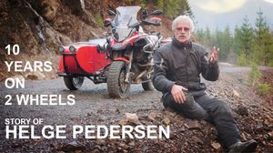 10 Years on 2 Wheels | เรื่องราวของ เฮลเก้ เพเดอร์เซ็น ชายผู้ท่องพิภพด้วย มอเตอร์ไซค์ BMW