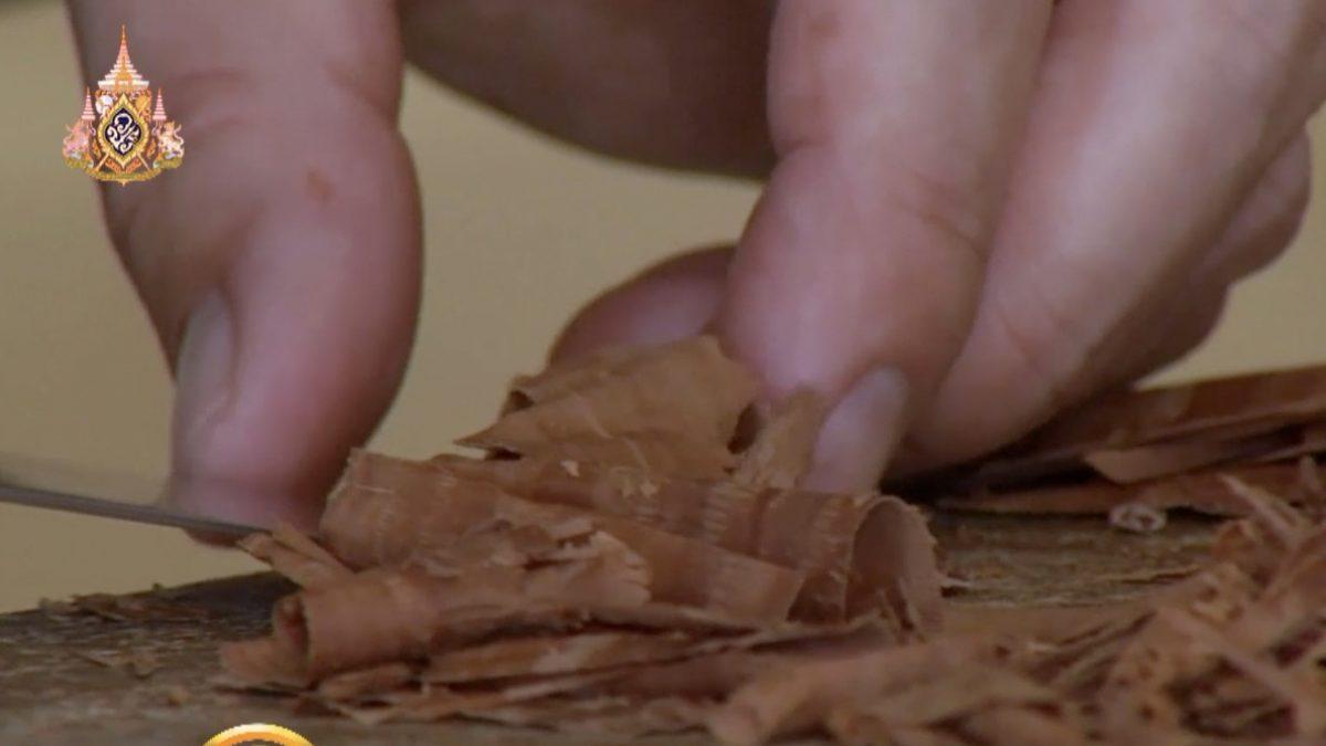 ช็อกโกแลตเพื่อผู้ป่วยที่สูญเสียการรับรู้รสชาติ