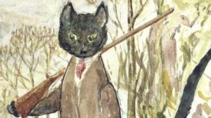 """ค้นพบนิทานของผู้เขียน """"กระต่ายน้อยปีเตอร์ แรบบิท"""" หลังผ่านไปกว่าร้อยปี!"""
