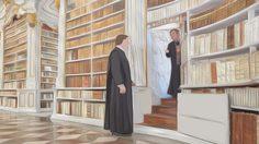 Admont Abbey Library ห้องสมุดอารามที่ใหญ่ที่สุดในโลก