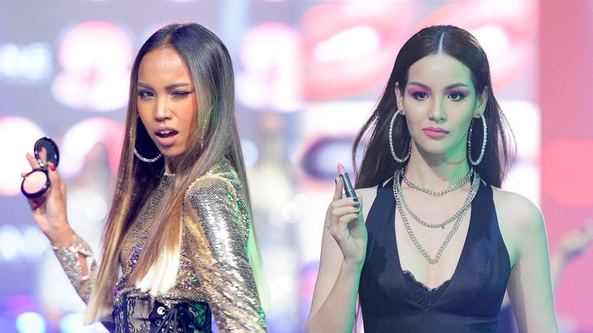 ติช่า-เกรซ ณัฐธยาน์ โชว์เซอร์ไพรส์สุดแซ่บ พร้อม 15 สาว The face Thailand 3