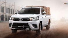 Toyota Hilux Revo 2018 รุ่นปรับโฉม เพิ่มเกียร์ 6 สปีด แถมประหยัดน้ำมันมากขึ้น
