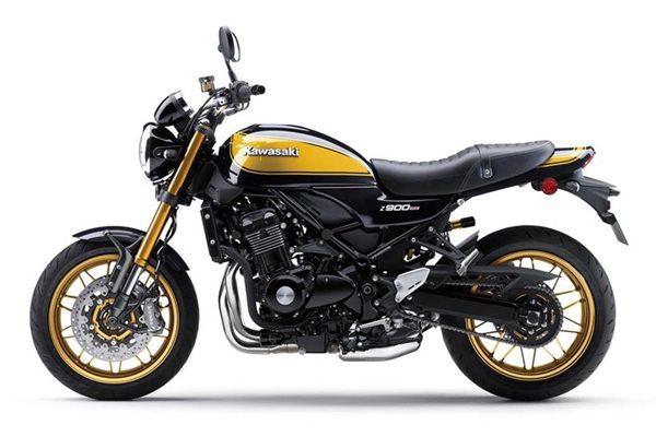 Kawasaki Z900RS SE