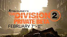 The Division 2Private Beta เปิดให้เล่นเนื้อหาหลังจบเกมได้ด้วย