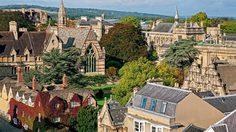 ส่อง สวน แลนด์สเคปสวยๆ ในมหาวิทยาลัยระดับโลก Oxford College