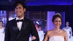 จิ๊บ ปกฉัตร ควงแฟนหนุ่ม บอส พุทธิพงศ์ สวมชุดแต่งงานร่วมเดินแบบสุดหวาน