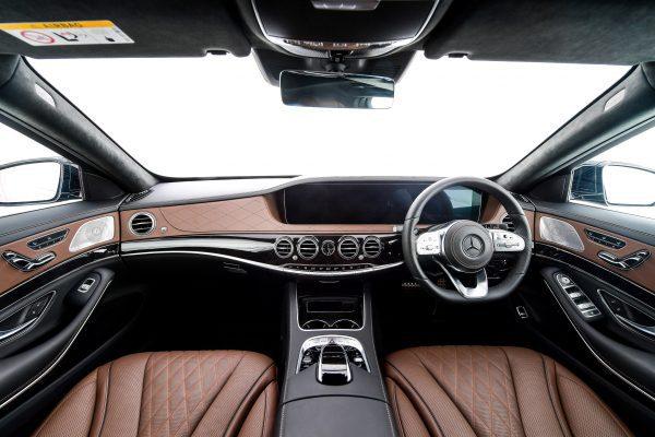 The S 560 e AMG Premium