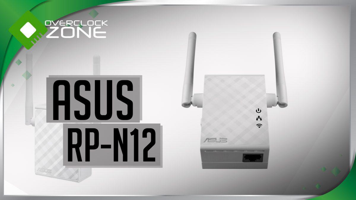 รีวิว ASUS RP-N12 : Wireless Range Extender