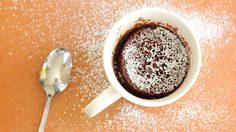 สูตรเค้กเพื่อสุขภาพ ทำในไมโครเวฟ - ทำกินเองได้ง่าย ๆ ไม่ง้อตู้อบ