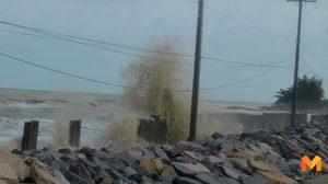 """พยากรณ์อากาศวันนี้ และประกาศกรมอุตุนิยมวิทยา """"พายุปาบึก (PABUK)"""" ฉบับที่ 15"""