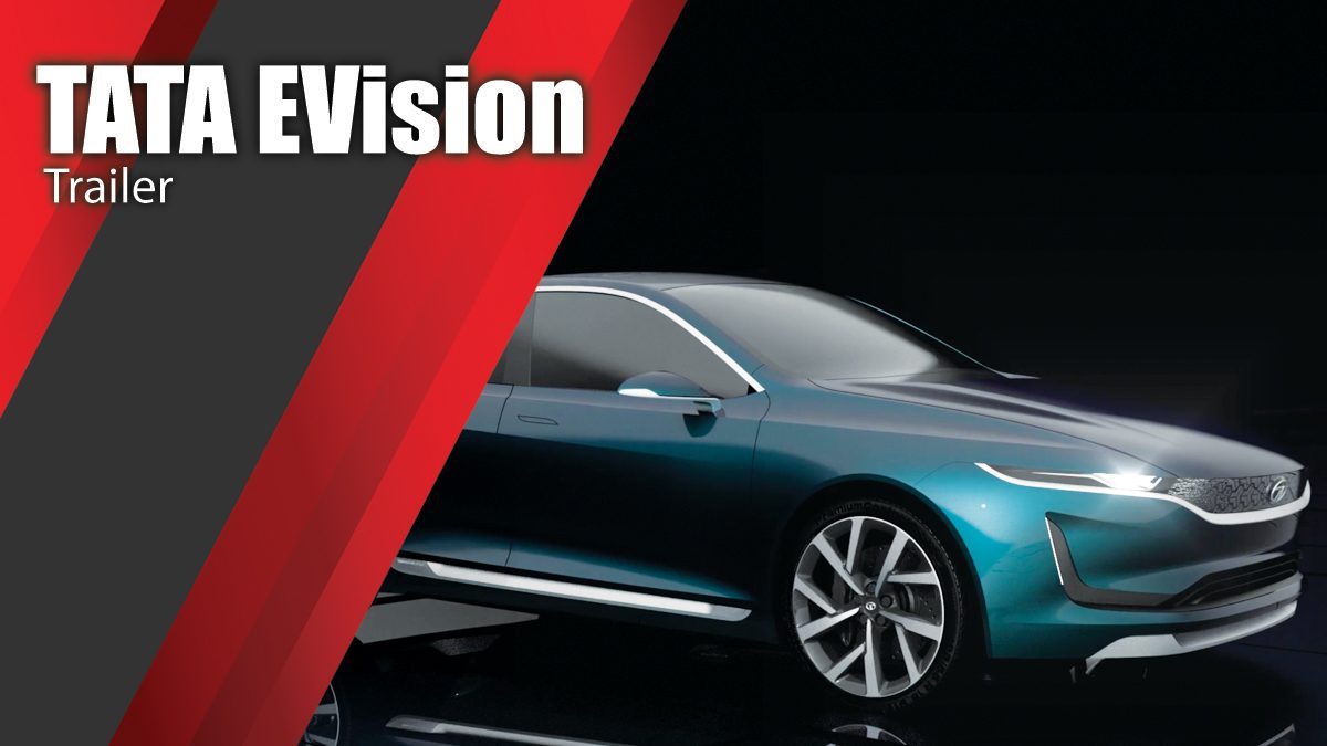 TATA EVision - Trailer
