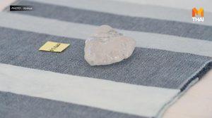 บอตสวานาพบ 'โคตรเพชร' 1,098 กะรัต คาดติดท็อป 5 ของโลก