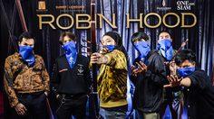 เปิดตัว Robin Hood รอบแรกในไทย วงแรปเปอร์ 'ประเทศกูมี' นำทีมเหล่าเซเลบดังเต็มโรง!!