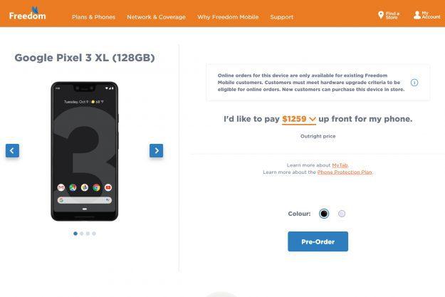 หลุดราคาและสเปค Pixel 3 และ Pixel 3 XL เริ่มต้นที่ 25,000 บาท