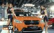 """ซูบารุ เผยโฉม """"SUBARU XV"""" ในงาน BIG Motor Sale 2016"""