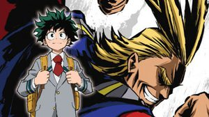 My Hero Academia ประกาศทำฉบับอนิเมะแล้ว!!