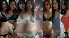 ล้นทะลัก! 8 สาว Alure ตัวท็อปกับช็อตเด็ดเบื้องหลังเซ็กซี่ขยี้ใจใน Alure Vol.83 ประจำเดือนตุลาคม