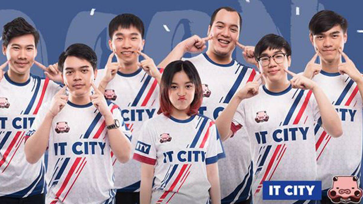 Monori Bacon หรือ IT City Bacon แชมป์ Throne of Glory 2017 ที่ประเทศเวียดนาม