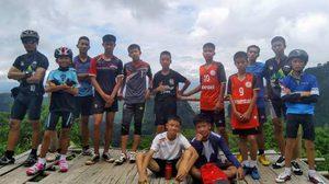 ทีมหมูป่าถึงอาร์เจนตินาแล้วเตรียมร่วมกีฬาโอลิมปิกเยาวชนคนต้อนรับร่วมถ่ายรูปแน่น