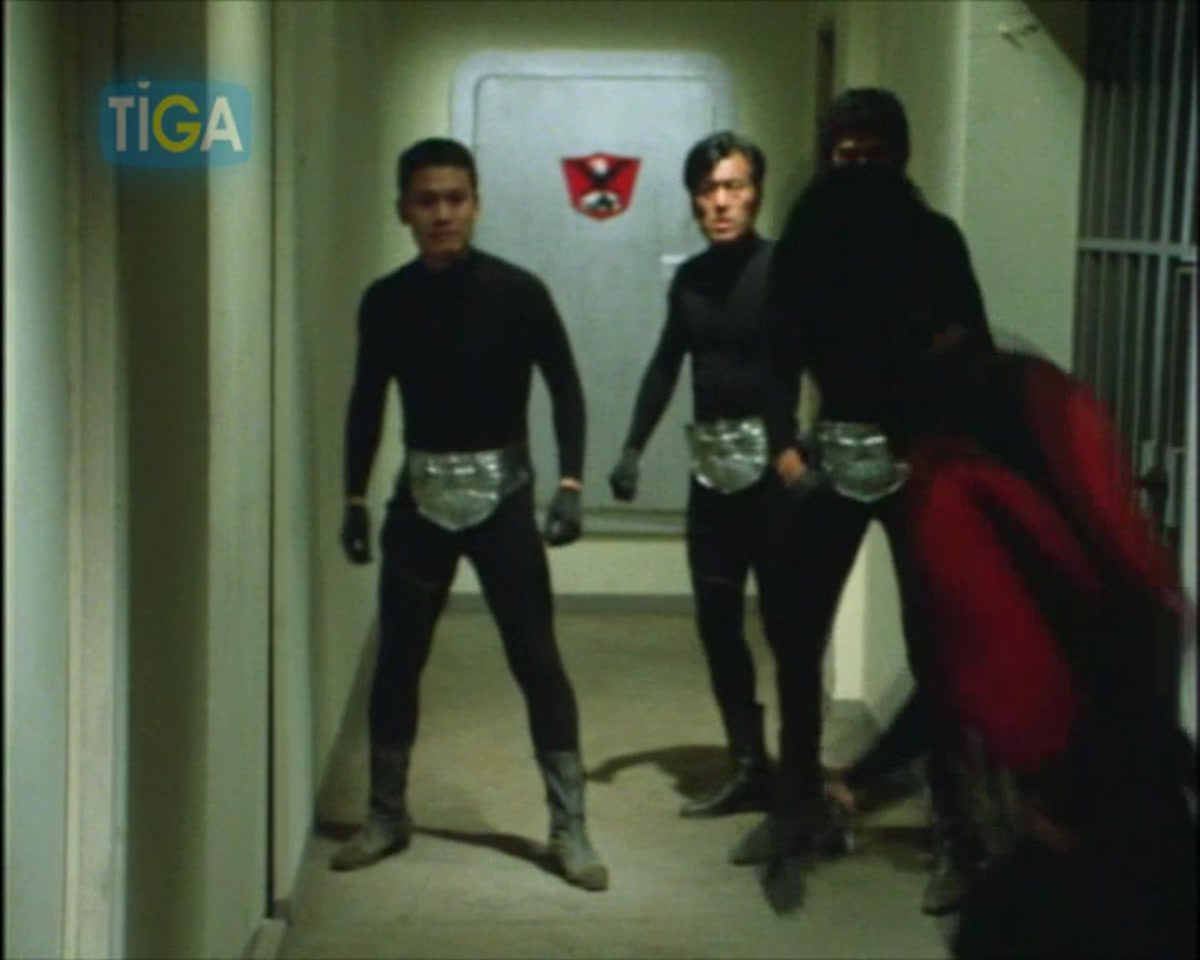 Masked Rider ตอนที่ 18-3