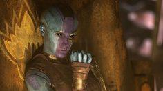 ไปคบหากันตอนไหน? คาเรน กิลแลน เคยพูดถึงเพื่อนสนิทคนใหม่ของเนบิวลาในหนัง Infinity War