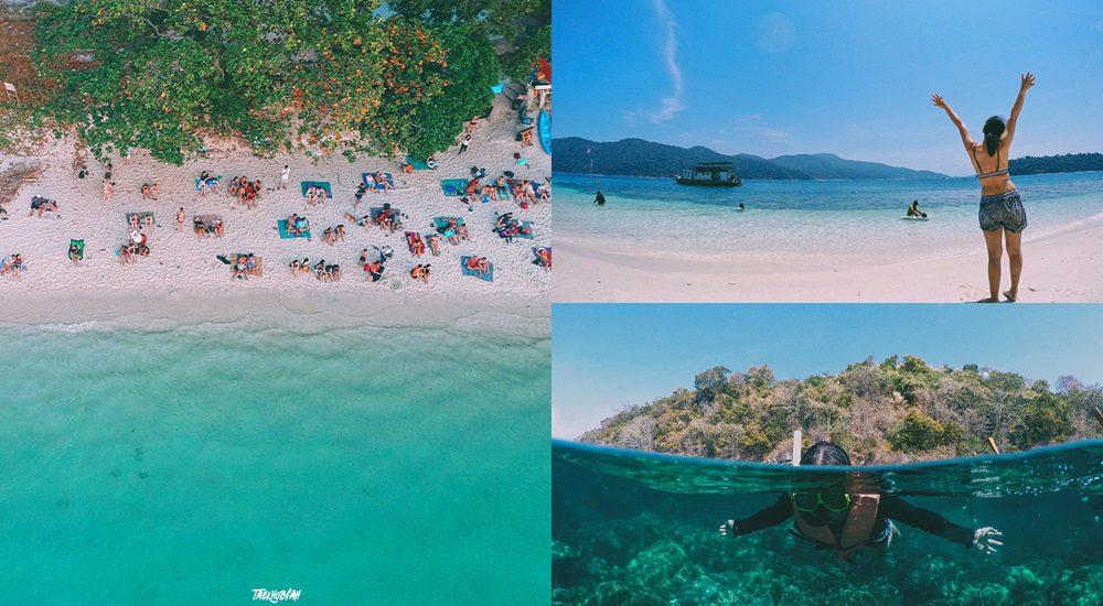 [รีวิว] เกาะหลีเป๊ะ มัลดีฟส์เมืองไทย ทะเลสวย น้ำใส ไม่ไปไม่ได้แล้ว
