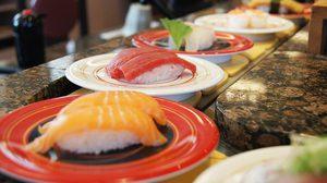 10 อันดับร้านซูชิสายพานยอดฮิตในญี่ปุ่น