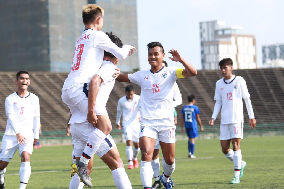 ช้างศึก U22 ทุบฟิลิปปินส์ 3-0 จ่อลิ่วรอบรองชนะเลิศชิงแชมป์อาเซียน