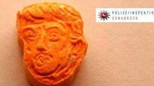 ส่งแก๊งค้ายาฟ้องศาล หลังผลิตยาอีรูปใบหน้า 'โดนัลด์ ทรัมป์'
