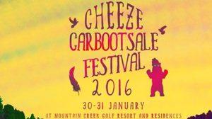 กลับมาอีกครั้ง! Cheeze Carbootsale Festival 2016