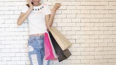 9 กริยาว่าด้วยการช้อป 9 Phrasal Verbs of Shopping