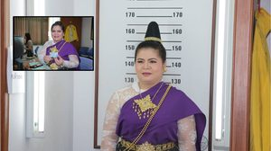 สาวเส้นเลือดในสมองแตก สลบไป 3 วัน ก่อนฟื้นสวมชุดไทยไปทำบัตรปชช.