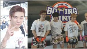 บอยแบนด์เกาหลี BLANC7 บุกสยามฯ เช็คอินตามรอยวัยรุ่นไทย!